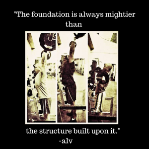 the foundation of THG