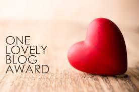A Lovely Blog Award