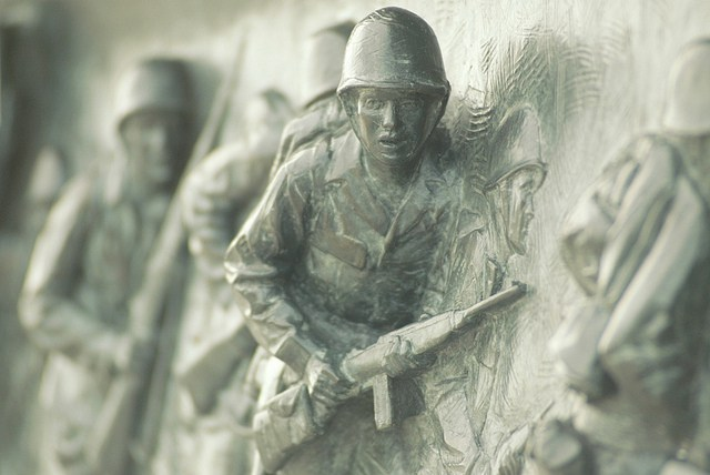 soldier monument